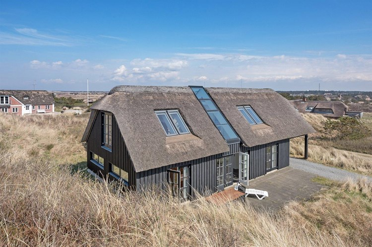 Ferienhaus Blavand Am Meer Dänemark